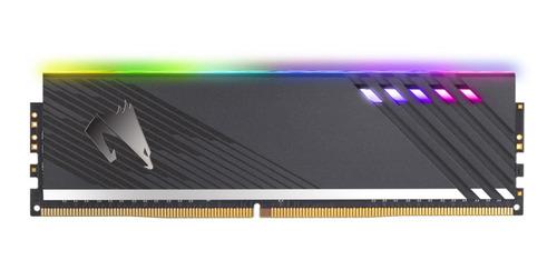 Memoria RAM 16GB 2x8GB Gigabyte GP-AR36C18S8K2HU416R Aorus RGB Memory