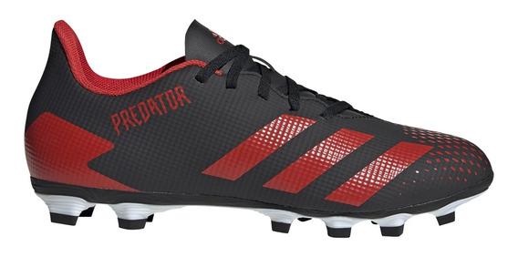 Botines Con Tapones adidas Futbol Predator 20.4 Fxg Ng/rj
