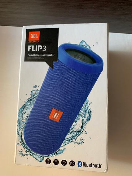Jbl Flip 3 Azul Vendo