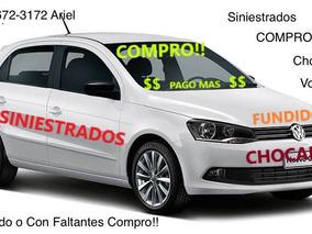 Chevrolet Classic Compross Siniestrados Chocado $$