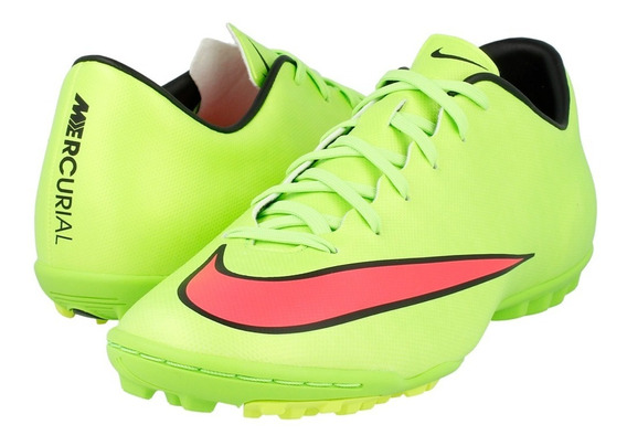 Botines Nike Mercurial Victory V Tf #651646-360