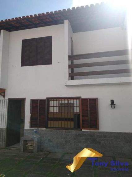 Aluguel Fixo!casa Em Condomínio 3 Quartos No Portinho-cf - 461