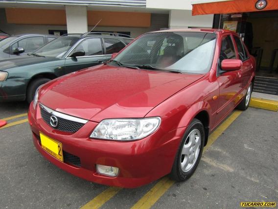 Mazda Allegro 1.6 Mt Full Equipo