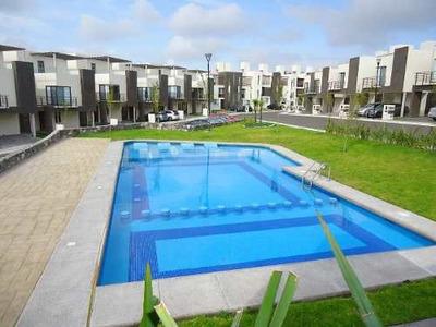 Renta Casa Amplia 3 Recamaras Alberca Residencial Del Parque