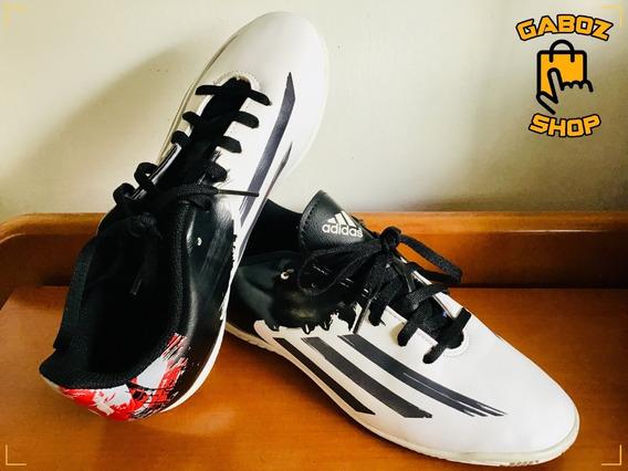 Zapatos De Fútbol Sala adidas Messi 10.4 In J Originales