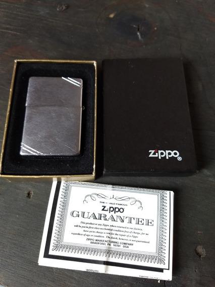 Zippo Vintage Br 230 Cromo
