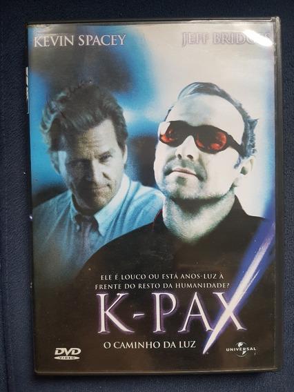 K-pax , O Caminho Da Luz - Dvd Original