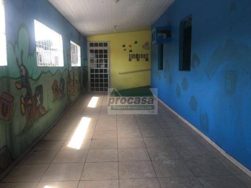 Imagem 1 de 7 de Prédio Para Alugar, 800 M² Por R$ 4.500,00/mês - Cidade De Deus - Manaus/am - Pr0242