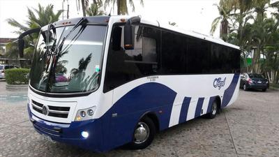 Renta De Autobús, Midibús 30 Pers Y Camionetas Sprinter