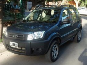 Ford Ecosport 1.6 Xl Plus Abg