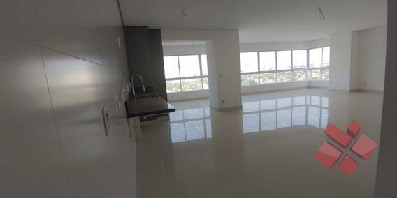 Res. Urbano - Aptº 1301 - Garagem 3 Vagas (20/4/4a) Apartamento De 179m² Com 3 Suites - Ap0354