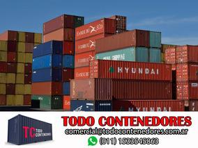 Contenedores Maritimos Pañol Containers Usados 40 Catamarca
