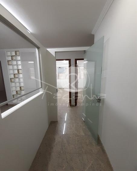 Sala Comercial Para Locação No Bosque Em Campinas - Imobiliária Em Campinas - Sa00195 - 34517923