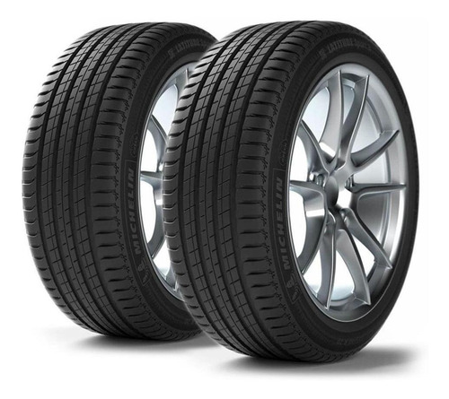 Kit X2 Neumáticos 265/45/20 Michelin Latitude Sport3 104y No
