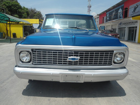 Chevrolet C-10 Mod.71 Azul