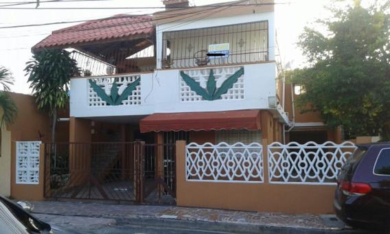 Vendo Para Negocio De Alquiler Casa En Autopista San Isidro
