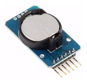 2 Peças- Ds3231 At24c32 Iic Módulo Relógio Para Arduino