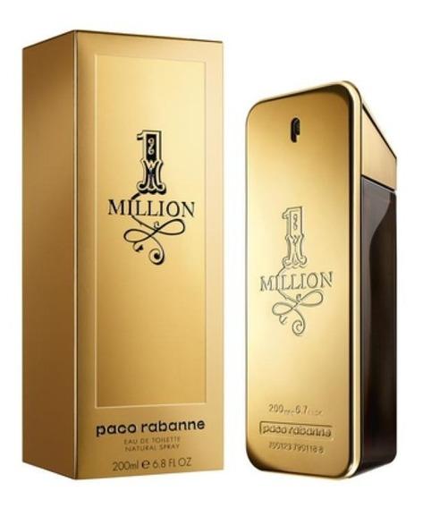 Paco Rabanne One Million Edt Masculino 200ml