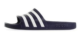 Sandalias adidas Adilette Aqua - F35542 - Azul Marino - Unis