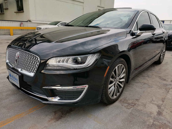 Lincoln Mkz 2018 4p Select L4/2.07t Aut