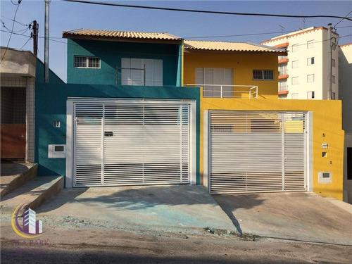 Imagem 1 de 16 de Sobrado 3 Dormitórios Sendo 1 Suíte 2 Vagas Portão Automático,vila São Francisco, São Paulo. - So0052