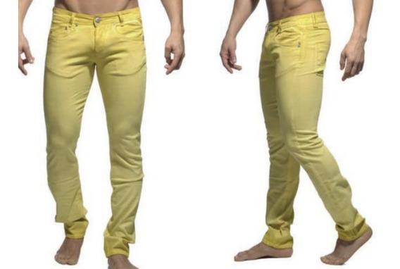 Pantalon Amarillo Hombre Mercadolibre Com Mx