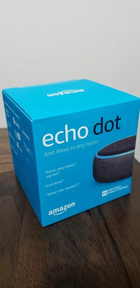 Echo Dot De Amazon Con Alexa