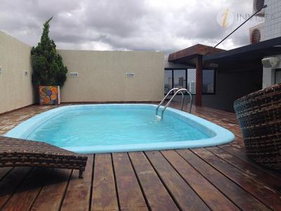 Cobertura Residencial À Venda, Tambauzinho, João Pessoa - Ap4645. - Co0034