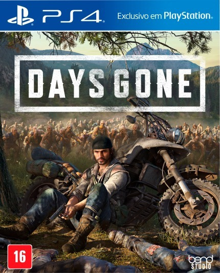 Ps4 Days Gone Midia Fisica Pronta Entrega