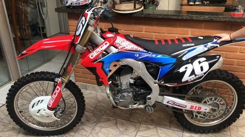 Imagem 1 de 9 de Honda Crf250r