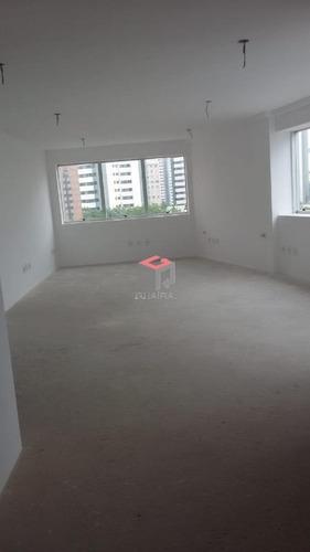 Imagem 1 de 6 de Sala Comercial Com 55 M², 2 Vagas - Locação - Centro - Santo André - Sp - 94489