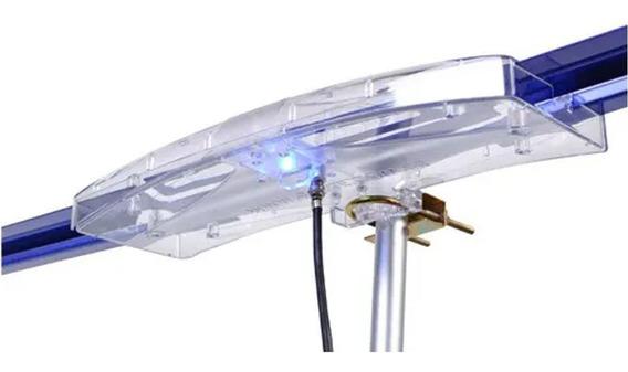 Antena Digital Amplificada Vhf Uhf Digital Fm Capte Diamante