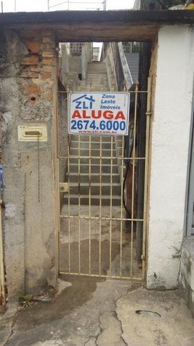 Sobrado Para Alugar, 50 M² Por R$ 1.000,00/mês - Vila Ré - São Paulo/sp - So6641