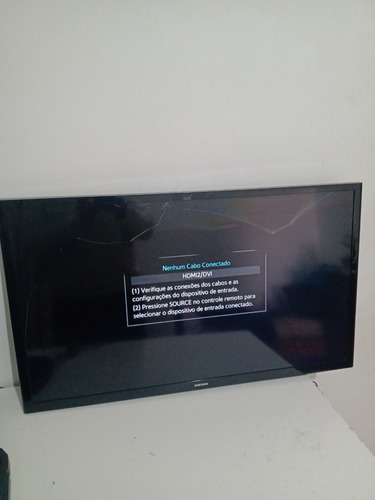 Imagem 1 de 3 de Smart Tv Samsung Series Un32j4300ag  Led Hd 32  100v/240v