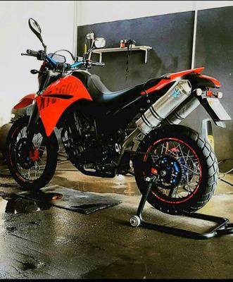Yamaha Tral