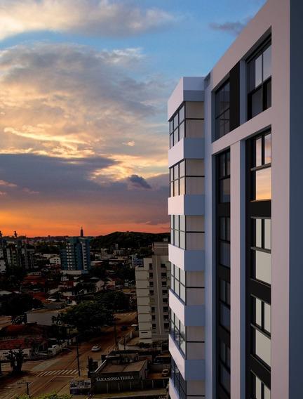 Apartamento No Saguaçu   93 M²   01 Suíte + 02   Andar Alto   02 Vagas - Sa01322 - 67633944