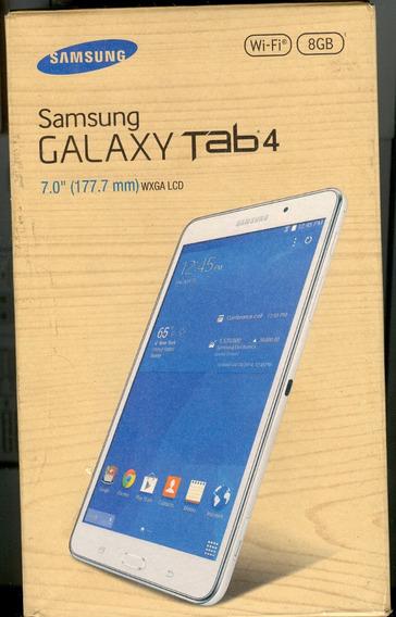 Tablet Samsung Galaxy Tab4 - Leer Descripción