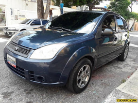 Ford Fiesta 4p - Sincronico