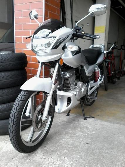 Suzuki Gsr125s Estado De Nova Manual N;f E Chave Res.