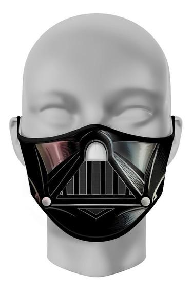 Máscara Tapaboca Cómoda Neoprene Star Wars Darth Vader