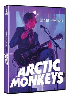 Arctic Monkeys Itunes Festival Musical Dvd