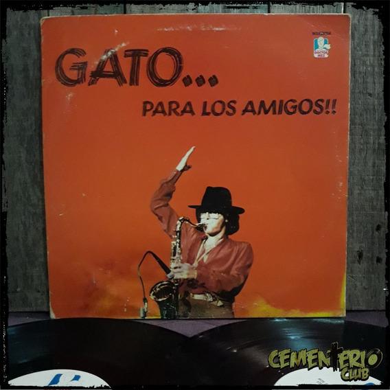 Gato Barbieri - Para Los Amigos - Usa - Vinilo Lp