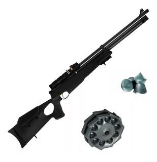 Rifle Hatsan At44-10 Th Pcp 5.5 Mm - Caza - Aire Comprimido