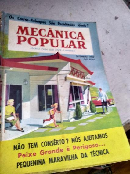 Revista Mecânica Popular Em Português - 7 Exemplares