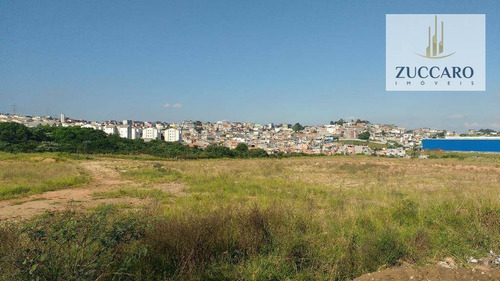 Terreno, 44000 M² - Venda Por R$ 26.400.000,00 Ou Aluguel Por R$ 100.000,00/mês - Jardim Arapongas - Guarulhos/sp - Te0413