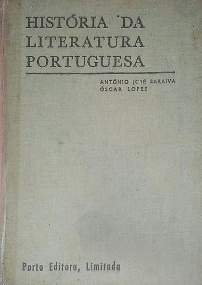 História Da Literatura Portuguesa