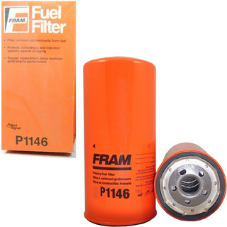 Filtro De Combustível Caminhão International 9200 Fram P1146