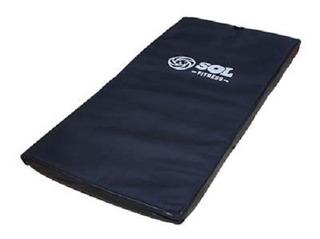 Colchoneta Sol Yoga Pilates Fitness 1mt X 0,50 X 3cm