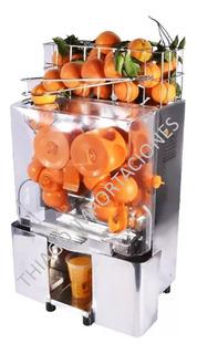 Exprimidor De Naranjas Industrial