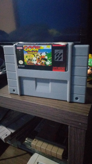 Goof Troop Pateta E Max Super Nintendo